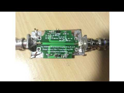 Using The OpenRadio As RF Test Equipment