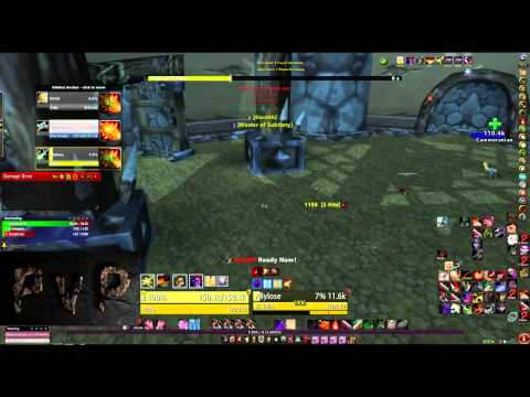 WoW PvP - Hacker gets OWNED!