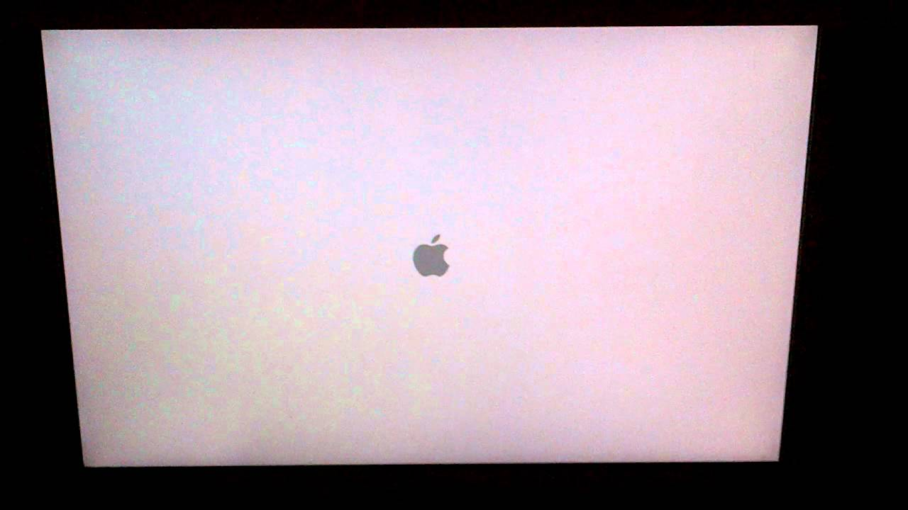 Mac Desktop Shuts Down During Startup