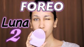 FOREO LUNA 2 Review + Demo (bahasa) | suhaysalim