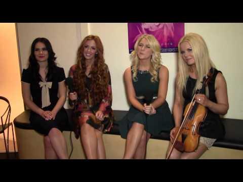Celtic Woman: Australian Interview (Part One)