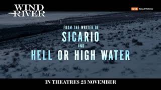 Wind River Official Trailer