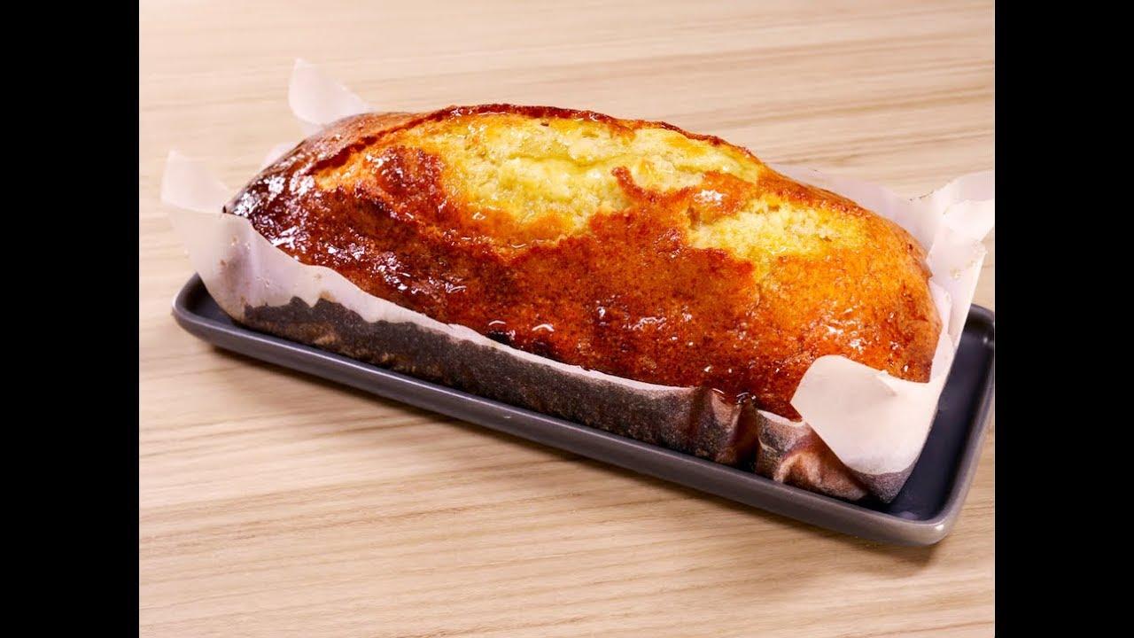 Cake Au Citron Marmiton Youtube