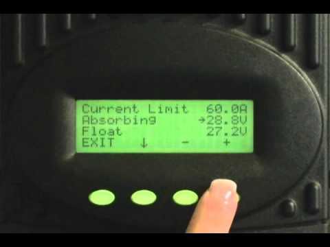 Tech Support   FM60/80 Charger Setup