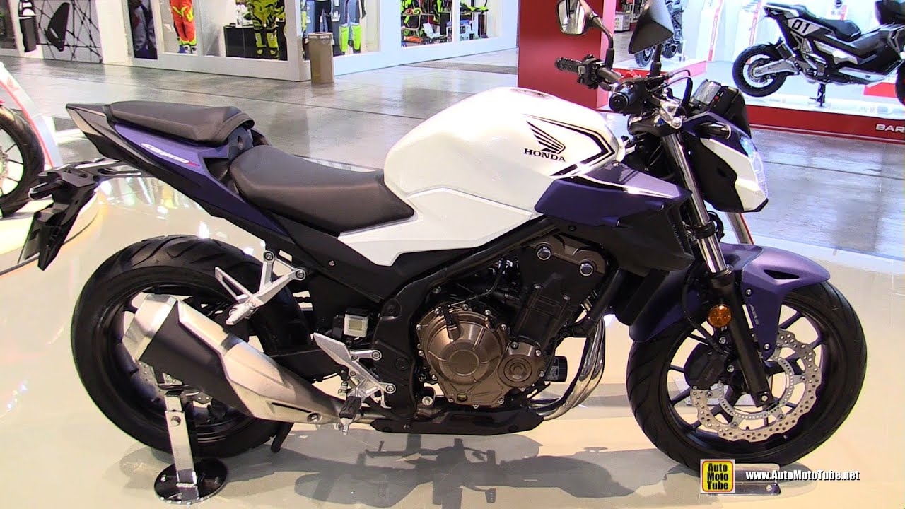 2019 honda cb500f walkaround debut at 2018 eicma milan youtube. Black Bedroom Furniture Sets. Home Design Ideas