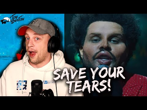 The Weeknd - Save Your Tears OFFICIAL VIDEO REACTION! | HE PI**ED ON THE GRAMMYS!