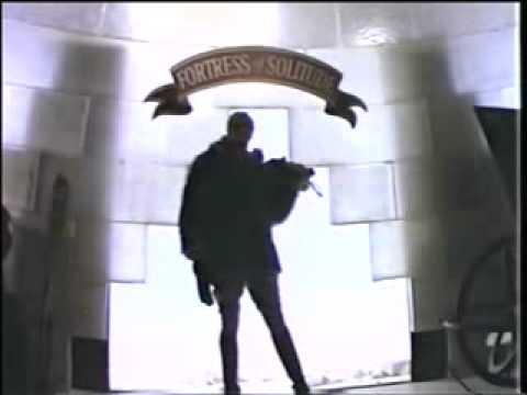 Doc Savage The Man of Bronze opening scene