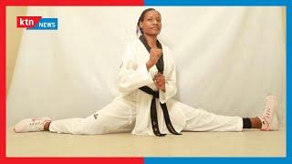 Faith Ogallo awania mwanzo mwema katika mchezo wa taekwondo katika Olimpiki, Tokyo