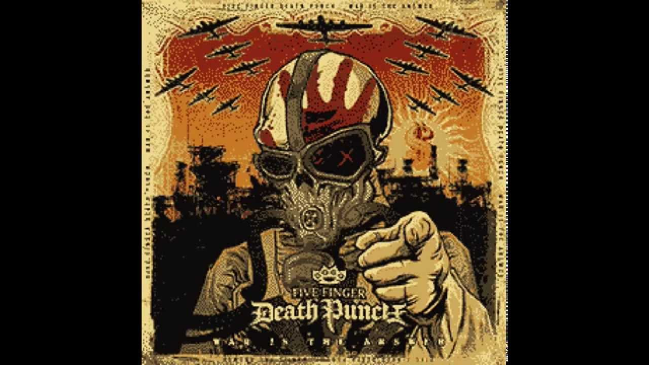 five fingers death punch bad company