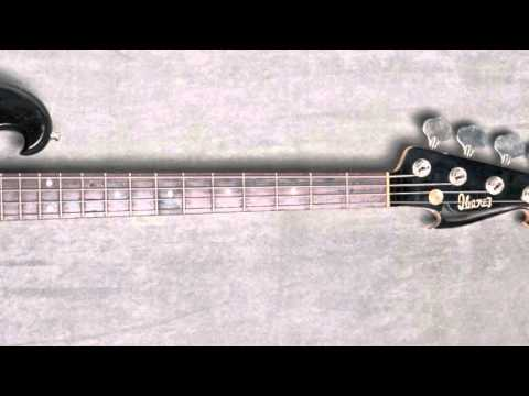 Krist Novoselic Of Nirvanas Ibanez Black Eagle Bass Youtube