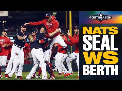 DJ Bee - The Nats seal World Series Berth #theBeeShow #dablock