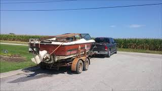 Boat Removal Junk Boat Disposal Boat Haul Away Company in Bellevue NE | Lincoln Handyman Services
