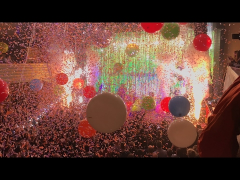 The Flaming Lips - Race for the Prize - live in Zürich, 31.1.2017