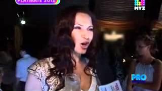 """Эвелина Блёданс - """"Pro-новости"""" (эфир от 06.07.2012г)"""