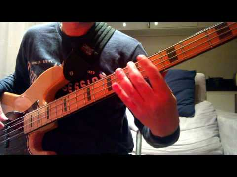Deadeye Dick - New Age Girl (Bass Cover)