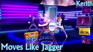 Gambar cover Dance Central 3 | Moves Like Jagger