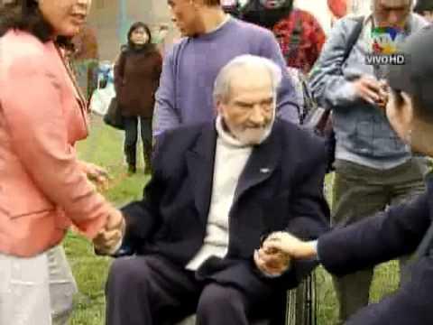 Murió Armando Villanueva Líder Histórico Aprista Youtube