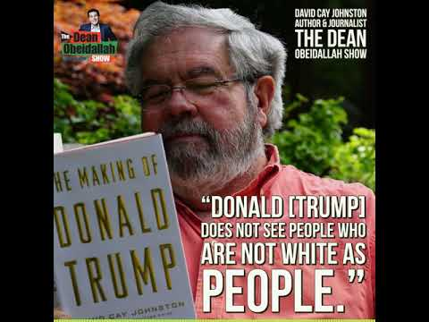Trump biographer: Trump doesn't see people who aren't white as people