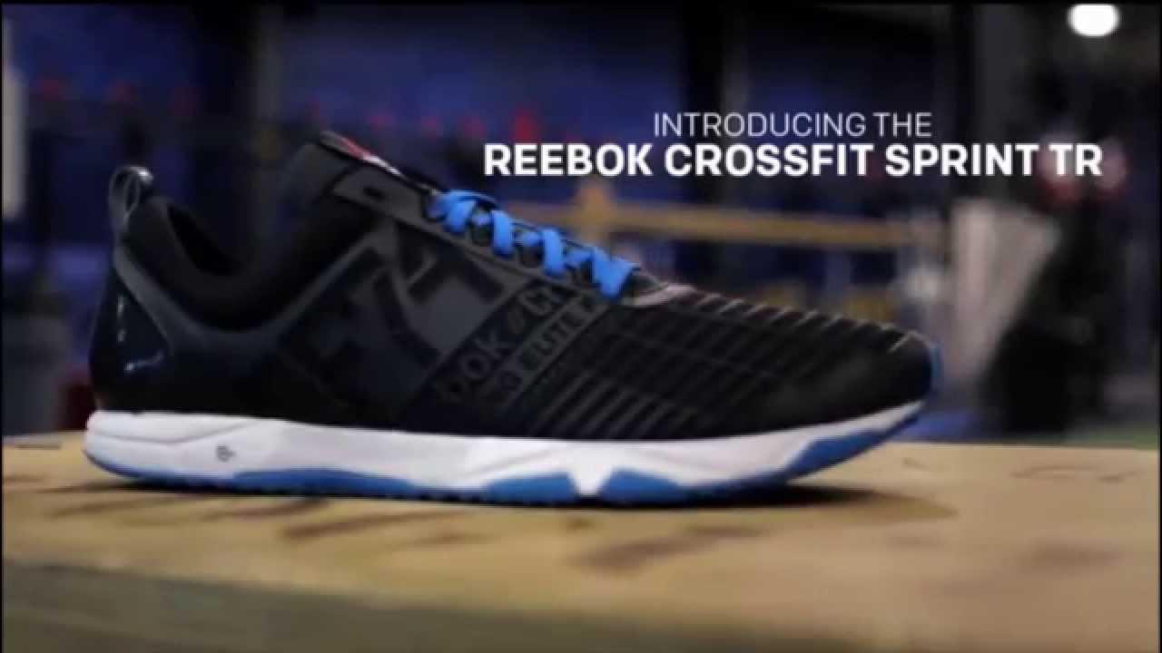 Reebok Crossfit Sprint TR - YouTube