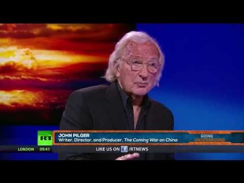 'The Coming War on China' John Pilger on his newest film (Going Underground)