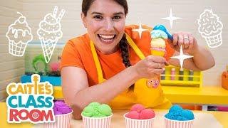 Caitie's Classroom Live - Ice Cream!