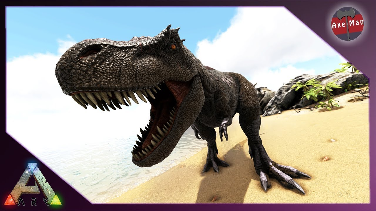 Max level rex taming ark survival evolved s4e34 youtube max level rex taming ark survival evolved s4e34 malvernweather Choice Image
