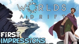 "Worlds Adrift First Impressions ""Is It Worth Playing?"""
