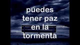 Paz en la tormenta con letra - Rene Carias