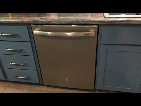 GE Slate Dishwasher Appliance Review - Large Family Living