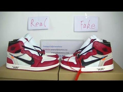e3ea0119c8b3e5 Real VS Fake Off White