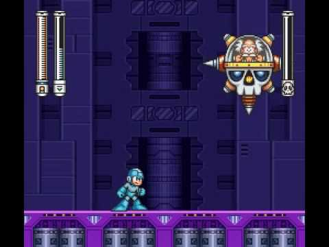 Mega Man 7 - PERFECT Wily Fight (Wily Stage 4 Continued)