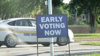 Early Voting is Happening Now! Get Out and VOTE Democrats! Let's Turn Florida BLUE! Voter's Guide!