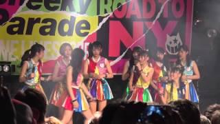 Cheeky Parade「NINE LIVES TOUR」Vol.2@梅田クアトロ(大阪) の模様をお...