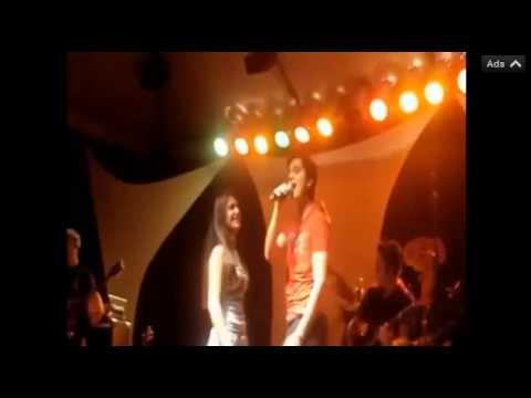 Luan Santana e Jade Magalhães, primeiro encontro