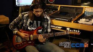 California College of Music Student Spotlight: Konstantin Silich (Associate Degree, Guitar)