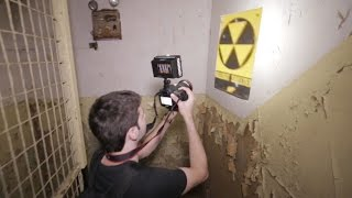 Abandoned Mental Asylum with Underground Fallout Shelter ☢
