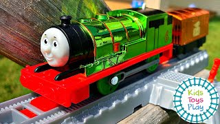 Thomas And Friends 75th Anniversary Celebration Percy World's Strongest Engine
