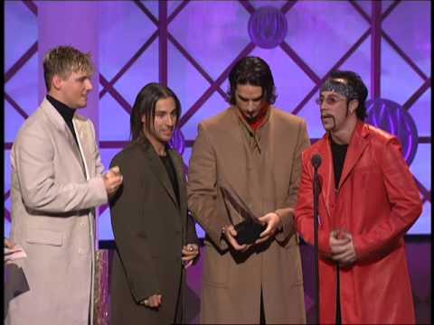 Backstreet Boys Win Pop/Rock Group - AMA 2001