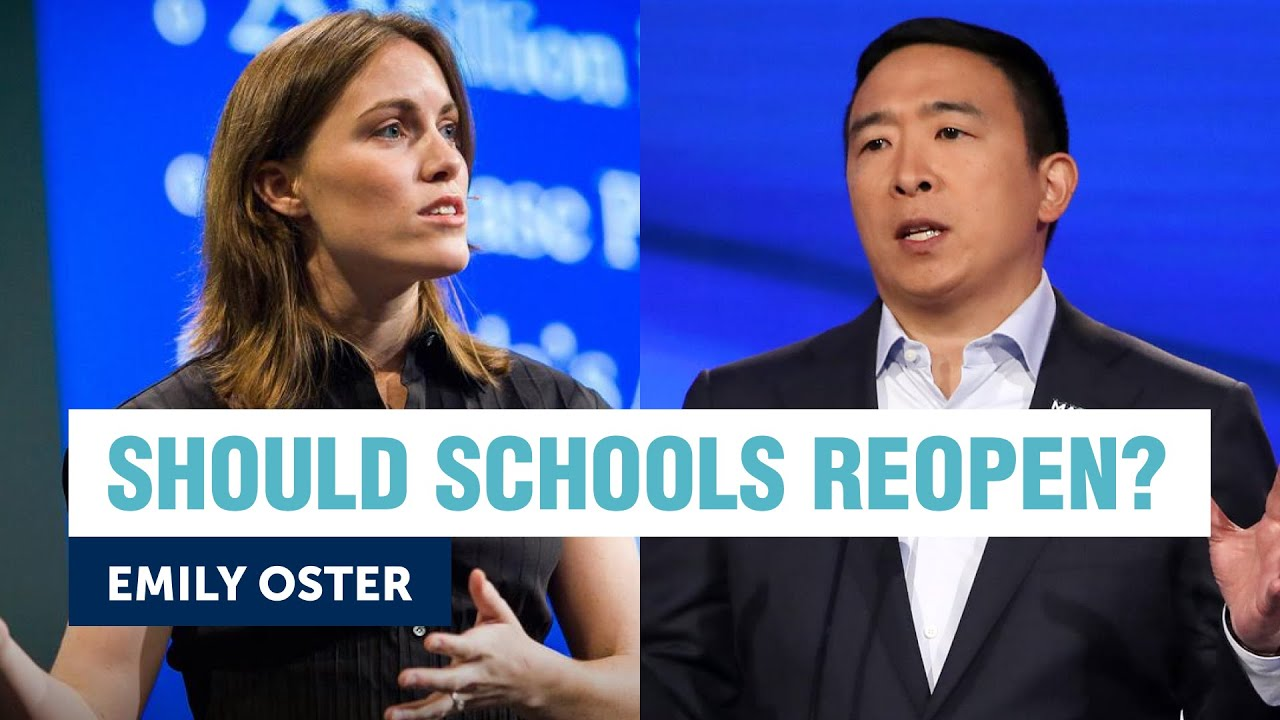 Are there benefits to reopening schools? | Yang Speaks
