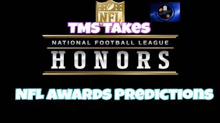 TMS Takes Podcast: Episode 3 | NFL Award Predictions For The 2019-2020 Season