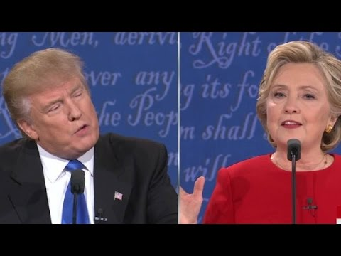 Hillary Clinton: Donald Trump lives in his own reality