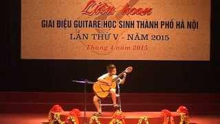 Khóa học Guitar cực nhanh hè 2015 Quận Tây Hồ Hà Nội 0946836968