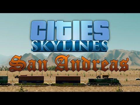 Cities: Skylines - San Andreas #1