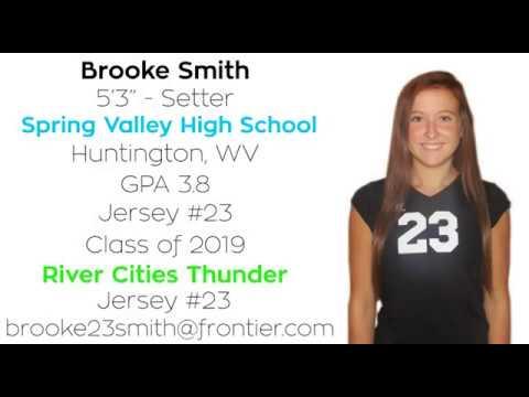 Brooke Smith 2016 Recruiting Highlight Video