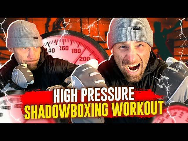How to Train Boxing for a High Pressure Fight