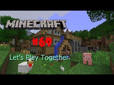 Let's Play Together Minecraft #69 [Deutsch] [Full/HD] - Zwei Pferde eine Mission! von YouTube · Dauer:  15 Minuten 5 Sekunden  · 1.000+ Aufrufe · hochgeladen am 18-10-2013 · hochgeladen von cobsabLP   7.000 ♥