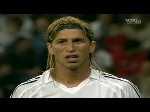 Young Sergio Ramos Was A Beast! 2005-06