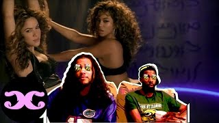 Beyonce & Shakira - Beautiful Liar [Reaction]
