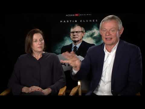 Acorn TV | Behind the Scenes with Martin Clunes & Philippa Braithwaite