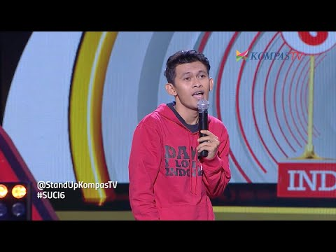 Indra Jegel: The Power Of Teh Anget (SUCI 6 Show 13)